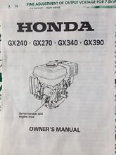 Generator Honda Madeley Wanneroo Area Preview