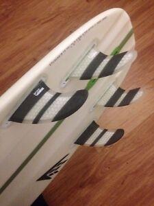 TOMO 'EVO' surfboard Palm Beach Gold Coast South Preview
