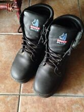 Steel Blue work boots NEW size 8 (US9) Gosnells Gosnells Area Preview