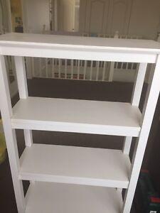 White book shelf Thornton Maitland Area Preview