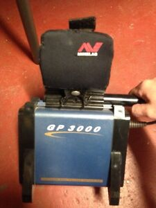 Mine lab GP3000 Metal Detector Brentwood Melville Area Preview