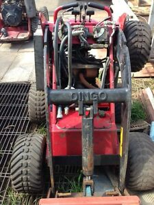 Dingo Mini Digger K93 for Sale St Marys Penrith Area Preview