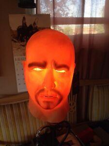 Halloween Scary Man latex Mask. Available brand new! Bathurst Bathurst City Preview