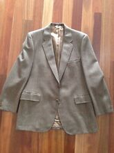 Mens Pure Wool Burberry Jacket, size 44 Spotswood Hobsons Bay Area Preview