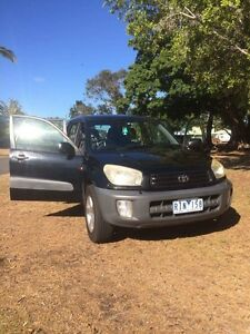 2001 Toyota RAV4 Wagon Peachester Caloundra Area Preview