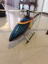 Align Trex 550E DFC RC Helicopter Wembley Downs Stirling Area Preview