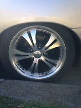 "17"" XP mags & tyres Thornton Maitland Area Preview"