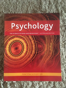 Psychology: The Science of Mind and Behaviour Beeliar Cockburn Area Preview