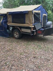 2005 Camper trailer VGC Samford Valley Brisbane North West Preview