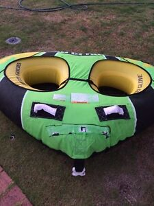 2 seater donut for water vehicle Iluka Joondalup Area Preview