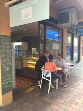Sandwich Salad Cake Soup & Coffee Shop Cafe in busy Arcade Neutral Bay Neutral Bay North Sydney Area Preview