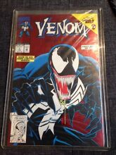Marvel Comics - VENOM LETHAL PROTECTOR- first edition # 1 Collingwood Yarra Area Preview