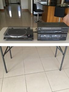 Vintage Technics Retro Turntable Record Vinyl Player Warragamba Wollondilly Area Preview
