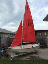 12 foot mirror dinghy Margate Kingborough Area Preview