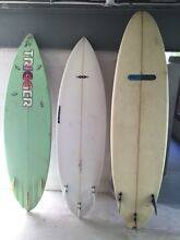Surf boards with fins Currumbin Waters Gold Coast South Preview
