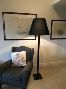 Tall Floor Lamp Wollstonecraft North Sydney Area Preview