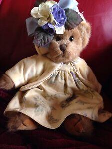Bear with floral hat Wangi Wangi Lake Macquarie Area Preview