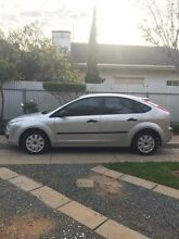 2006 Ford Focus 5speed manual hatchback Salisbury Downs Salisbury Area Preview