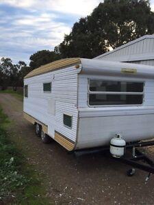 Caravan with bunks Willunga Morphett Vale Area Preview
