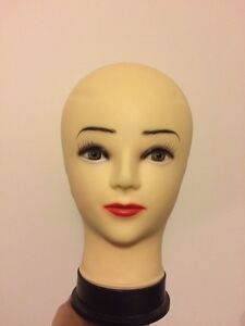 Hairdressers Mannequin Head Kings Park Brimbank Area Preview