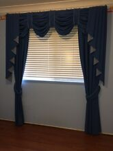 Blue curtains Padstow Bankstown Area Preview