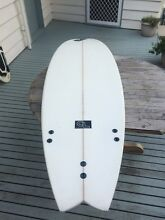 Peninsula Surf CL shapes surfboard (fish tail) Mount Martha Mornington Peninsula Preview
