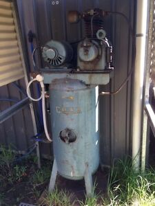 Air compressor and dryer Mount Barker Mount Barker Area Preview