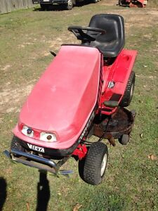 VICTA CORVETTE RIDE ON 16HP OHV BRIGGS A ND STRATTON Capalaba Brisbane South East Preview