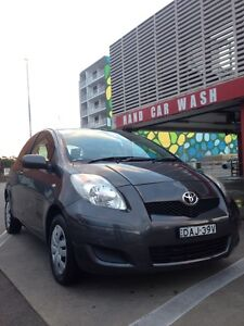 2008 Toyota  Yaris auto Westmead Parramatta Area Preview