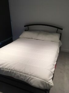 Double quilt & 2 pillows North Melbourne Melbourne City Preview