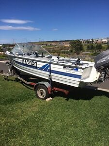 Savage Scorpio boat! Shellharbour Shellharbour Area Preview