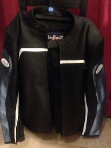 Leather motorbike jacket Brand New Hackham Morphett Vale Area Preview