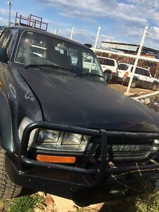 Wrecking 1993 Toyota Landcruiser 80series Para Hills West Salisbury Area Preview