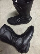 Motorcycle boot Neutral Bay North Sydney Area Preview