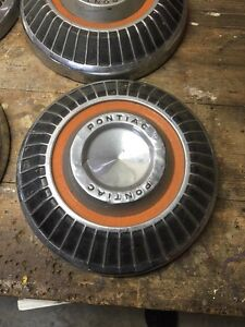 Pontiac wheel covers. Hub caps. set of 4. Noble Park North Greater Dandenong Preview