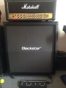 Marshall avt 150h + blackstar series one 412a cab Lalor Park Blacktown Area Preview