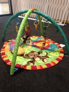 Baby play gym North Tivoli Ipswich City Preview