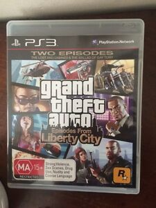 PS3 Grand Theft Auto NEW out of packet Greenacre Bankstown Area Preview
