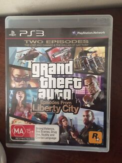 Wanted: PS3 Grand Theft Auto NEW out of packet