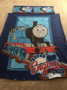 Thomas the Tank Engine Double Bed Doona Cover Caringbah Sutherland Area Preview