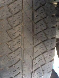 31 x 10.5 x 15 wheel & tyres 15x8 Sunraysias Hilux Pajero Patrol Berriedale Glenorchy Area Preview