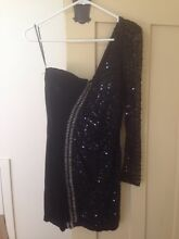 Stunning Black Shakuhachi dress with sequins North Epping Hornsby Area Preview