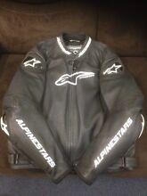Alpine Stars GP PRO leather jacket Kurralta Park West Torrens Area Preview