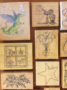Stamps for Craft/ Scrapbooking / Card Making South Fremantle Fremantle Area Preview