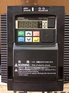 Omron 2.2kW 400V VSD Mernda Whittlesea Area Preview