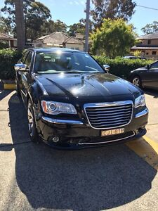 Chrysler 300C  Turbo Diesel 2013 Revesby Bankstown Area Preview