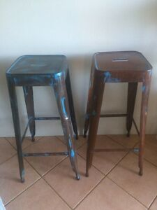 Industrial Tractor Bar Stools Great For Cafe And Home