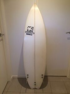 Stuart 5'11 surfboard Southport Gold Coast City Preview