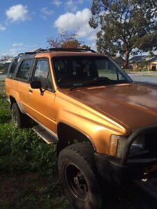 1895 Toyota 4Runner Coolbellup Cockburn Area Preview