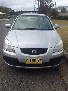 Kia Rio Car Shoal Bay Port Stephens Area Preview